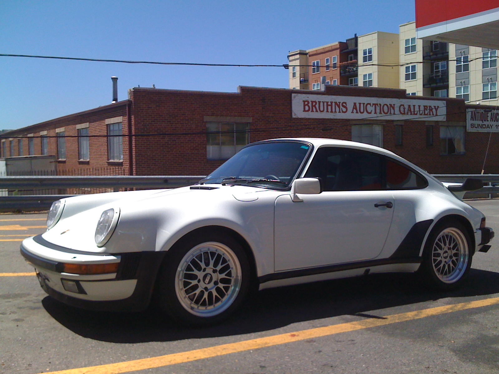 Classic Car Rental Denver