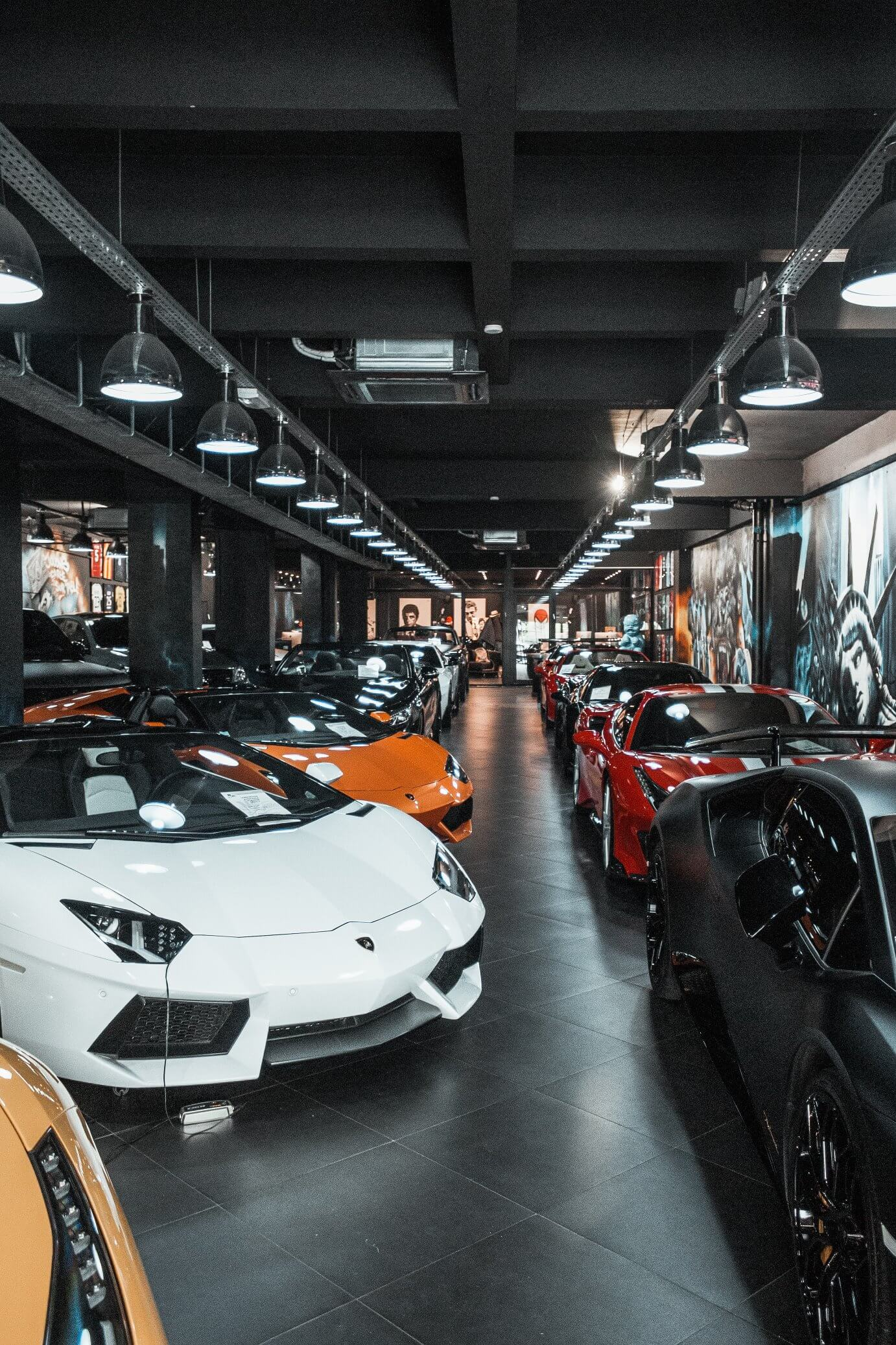 luxury-exotic-classic-car-storage-denver