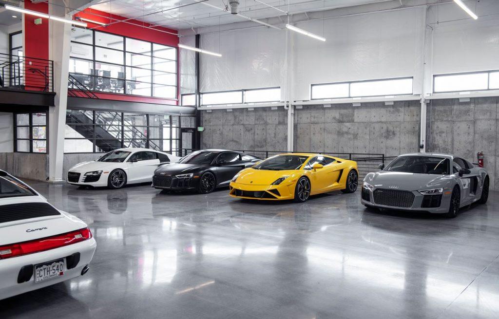 Indoor Car Storage Denver