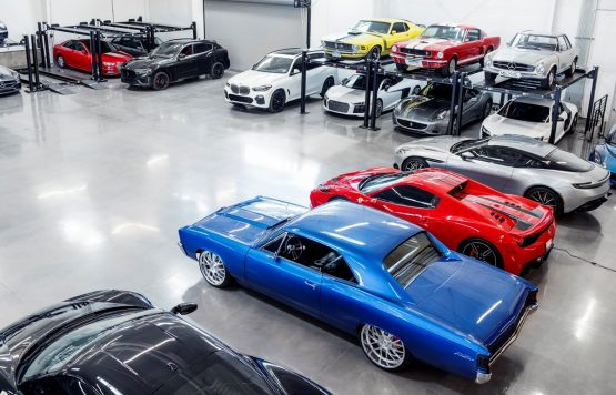 sports car storage denver